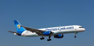 Thomas Cook Boeing