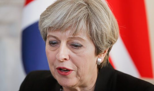 Theresa May 40 reasons to accept Brexit deal