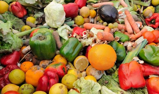 Food Waste to be turned into recyclable plastic