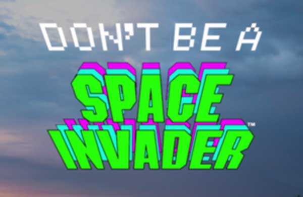 Don't be a space invader