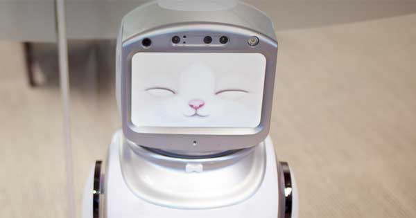 Support robot can help dementia sufferers with everyday tasks