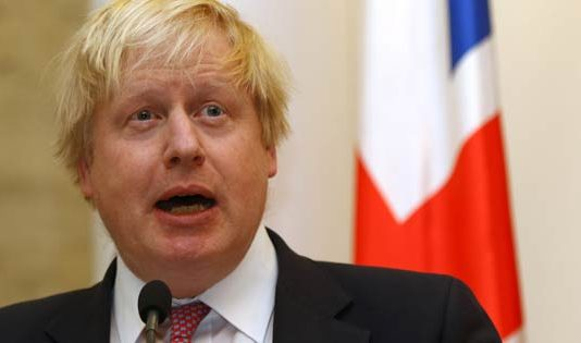 Boris Johnson says he caught Covid 19 because he's overweight