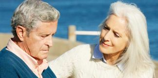 Couple worried about early signs of dementia